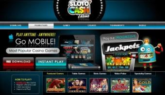 Slotocash Mobile Casino