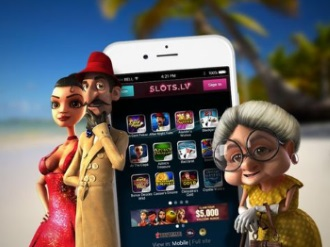 Slots.lv Mobile Games Offers Great Graphics and a Fun Experience